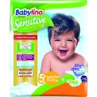 Babylino - Scutec Sensitive, De unica folosinta, 13-27 kg, nr5+