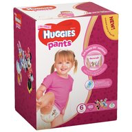 Huggies - Pants D Box (nr 6) Girl 60 buc, 15-25 kg