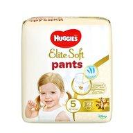 Huggies - Elite Soft Pants XL(5) Convi 19 buc, 12-17 kg