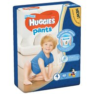 Huggies - Pants D Mega (nr 4) Boy 52 buc, 9-14 kg