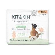 Kit&Kin - Scutec Hipoalergenic Eco 34 buc, De unica folosinta, 6-10 kg, nr3
