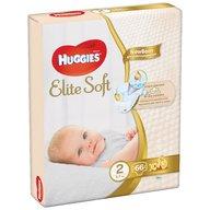 Huggies - Elite Soft (nr 2) Jumbo 66 buc, 4-6 kg