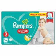 Pampers - Scutece Active Baby Pants 3, Mega Box, 120 buc