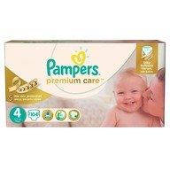 Scutece Pampers Premium Care 4 Mega Box 104 buc