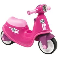 Smoby - Scuter  Scooter Ride-On pink