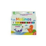 MALINOS - Set 10 carioci magice de suflat