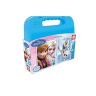 Educa - Set 2 puzzle Disney Frozen 48 piese