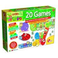 LISCIANI - Set 20 jocuri cu pix interactiv