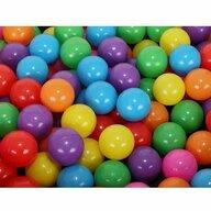 Malatec - Set bile Colorate 200 buc din Plastic