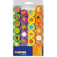 PLAYBOX - Set creativ Stampile haioase 26 piese