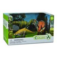 Collecta - Set 3 figurine Viata Preistorica 2 pictate LOB