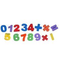Miniland - Set 54 numere magnetice