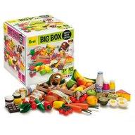 Erzi - Set alimente asortate din lemn,