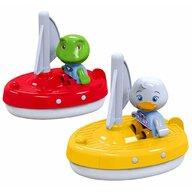 AquaPlay - Set 2 barci Cu 2 figurine, Cu panza