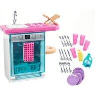 Barbie - Set de joaca Masina de spalat vase Cu accesorii by Mattel Estate