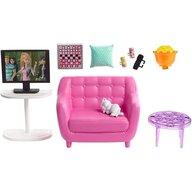 Barbie - Set de joaca Mobila sufragerie Cu accesorii by Mattel Estate