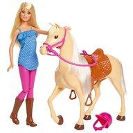 Papusa Barbie Pets papusa cu cal by Mattel Family