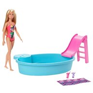 Barbie - Papusa  Piscina si papusa by Mattel Fashion and Beauty