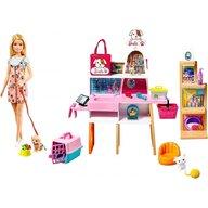 Barbie - Set de joaca Magazin accesorii animalute Cu accesorii, Cu papusa by Mattel