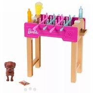 Barbie - Set de joaca Mobilier GRG77 Cu accesorii by Mattel