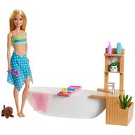 Barbie - Papusa  Cu cada by Mattel Wellness and Fitness