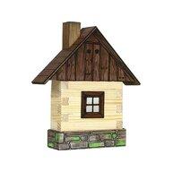 Walachia - Set Cabanuta din lemn decorativa pentru perete,