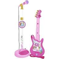 Reig Musicales - Set instrumente Chitara si microfon Disney Princess