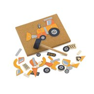 Nexus - Set creativ Vehicule Ciocan si cuisor