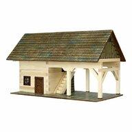 Walachia - Set constructie arhitectura Sopron, 131 piese din lemn,