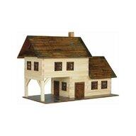 Walachia - Set constructie arhitectura Taverna, 213 piese din lemn,