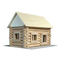 Walachia - Set constructie arhitectura Vario, 72 piese din lemn,