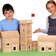 Walachia - Set constructie arhitectura Vario Massive Box 2 Vario Massive, 418 piese