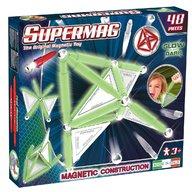 Supermag - Set constructie Luminos, 48 piese