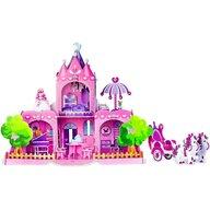 Fiesta Crafts - Puzzle 3D Castelul printesei Puzzle Copii, piese 109
