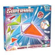 Supermag - Set constructie Trendy, 35 piese