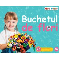 EDU CLASS - Set creativ Buchetul de flori