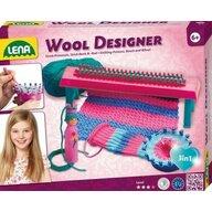 Lena - Set creativ de tricotat pentru copii modele din lana