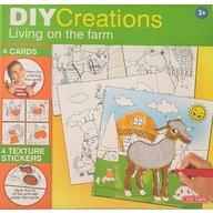 LEARNING KITDS - Set creativ Viata la ferma