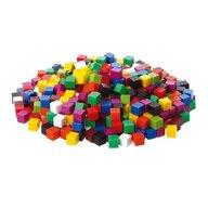 Commotion - Set Cuburi 1000 buc, Dimensiune 1 cm, Multicolor