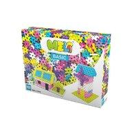 Meli Basic - Set de constructie creativa Basic Girls 600 piese, Meli