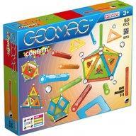 Geomag - Set de constructie magnetic Confetti, 50 piese