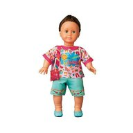 Dress Your Doll - Set de croitorie hainute pentru papusi Couture Felicity Summer holidays,