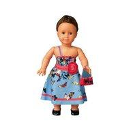 Dress Your Doll - Set de croitorie hainute pentru papusi Couture Nataly Butterfly,