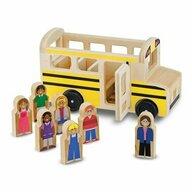 Melissa & Doug - Autobuz Cu pasageri