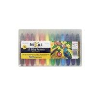 Nexus - Set Creioane Pasteluri matasoase