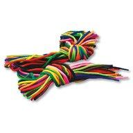 Nexus - Set creativ Snururi 20 buc, Culori fluorescente