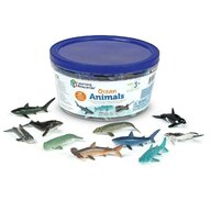 Learning Resources - Set de sortat - Animalute din ocean