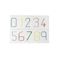 Nexus - Set desen prin snuruire White Playboard,