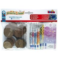 Klein - Set jucarie Euro bancnote, monede si chitante