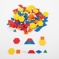 Edx Education - Set creativ Mozaic Forme geometrice din Plastic